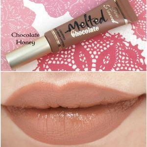 NWT Chocolate Honey Liquid Lipstick
